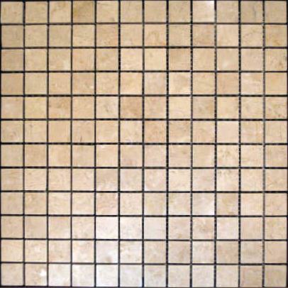 Marble Mosaic Stone Medallion Square Shape Floor Medallion