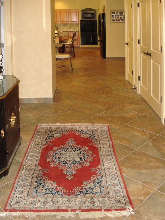Floor Tile Tile Installation St Louis Porcelain Tile Floor