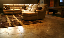 Porcelain Tile Floor - Tile Installation St. Louis