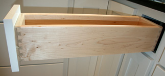 Kitchen Cabinets St Louis - Cabinet Drawer Box Construction