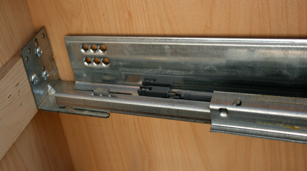 St Louis Kitchen Cabinets Drawer Glide Hardware