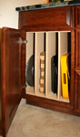 St Louis Kitchen Cabinets - Kitchen Cabinets Specialties Tray Divide Base Cabinet