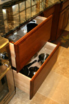 St Louis Kitchen Cabinets - Pot Drawer Base Cabinet