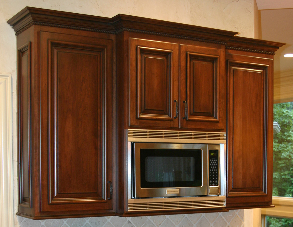 Impressive Kitchen Cabinets with Built in Microwave 993 x 768 · 260 kB · jpeg