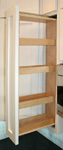 St Louis Kitchen Cabinets - Spice Rack Wall Cabinet