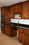 Kitchen Cabinets St. Louis - Maple Kitchen Cabinets Cherry Stain
