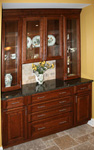 St Louis Kitchen Cabinets Kitchen Remodeling - Cherry Kitchen Cabinet China Hutch