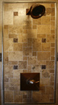 Tile St. Louis - Mosaic Shower Wall Insert - Bathroom Remodel - St. Louis Bathroom Tile Marble - Specialties #3